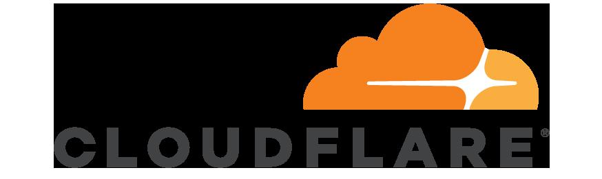 لوگو cloudflare