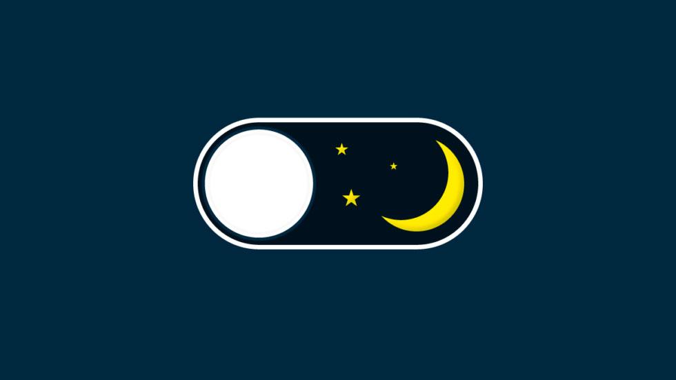 حالت شب